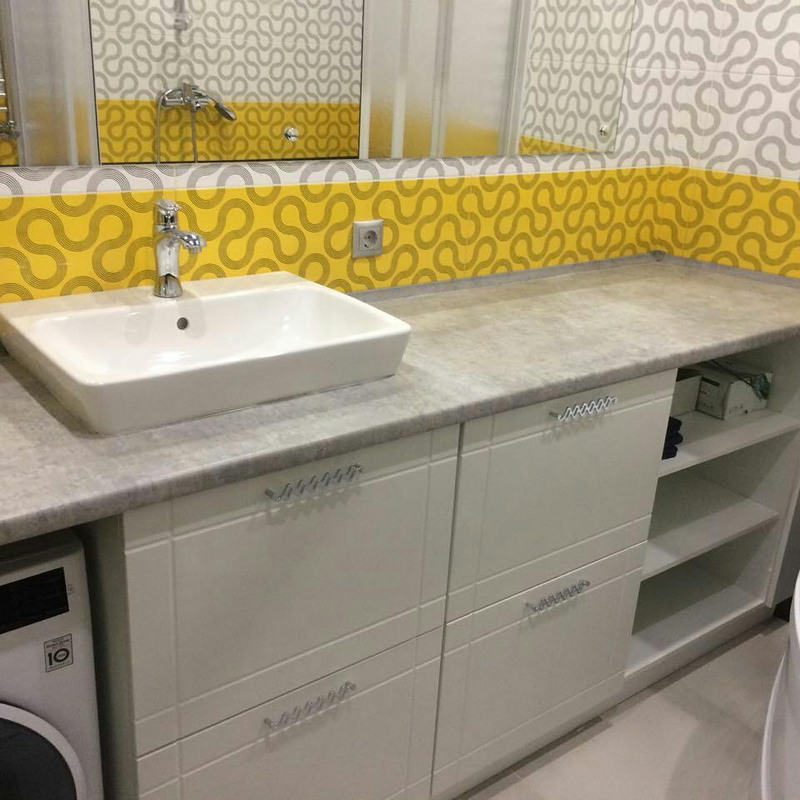 Мебель для ванной комнаты-Мебель для ванной «Модель 66»-фото3
