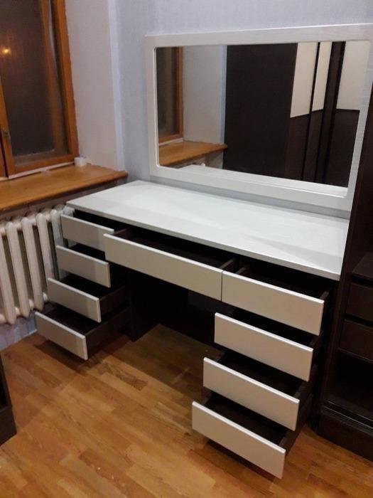 Изготовление шкафов купе-Шкаф-купе из ЛДСП «Модель 86»-фото14