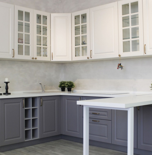 -Кухня МДФ в ПВХ «Модель 282»-фото6