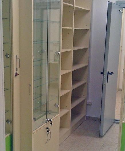-Мебель для аптеки «Модель 192»-фото10