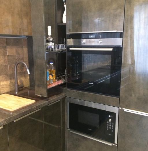 -Кухня из пластика «Модель 113»-фото28