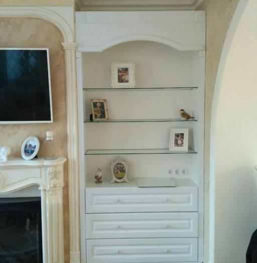 Гостиные-Стенка в гостиную «Модель 7»-фото5