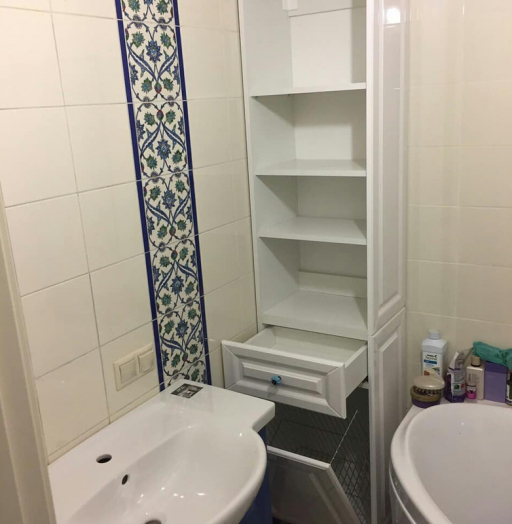 Мебель для ванной комнаты-Мебель для ванной «Модель 18»-фото8