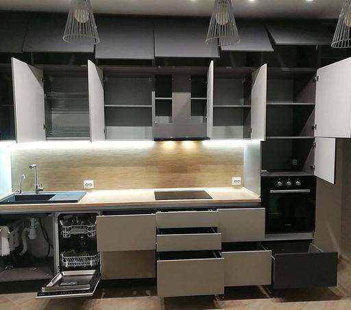 -Кухня МДФ в ПВХ «Модель 99»-фото27