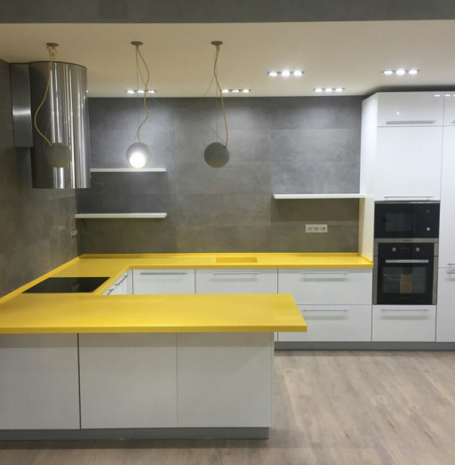 -Кухня из пластика «Модель 440»-фото18