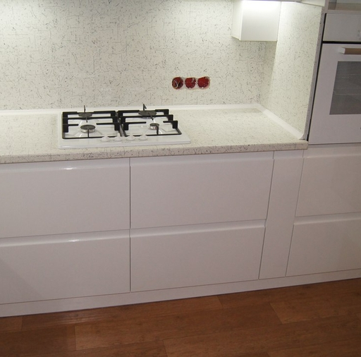 -Кухня МДФ в эмали «Модель 286»-фото28