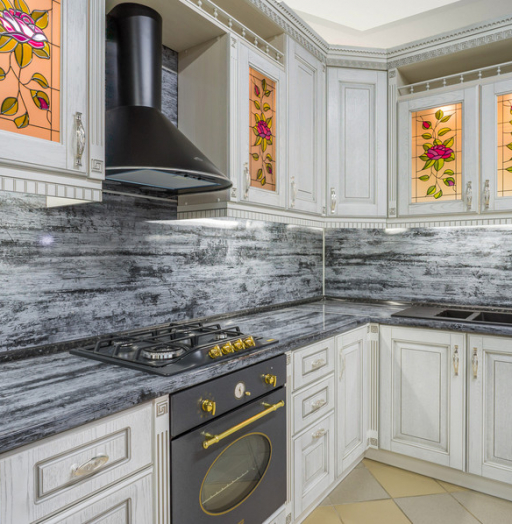 -Кухня МДФ в эмали «Модель 47»-фото11