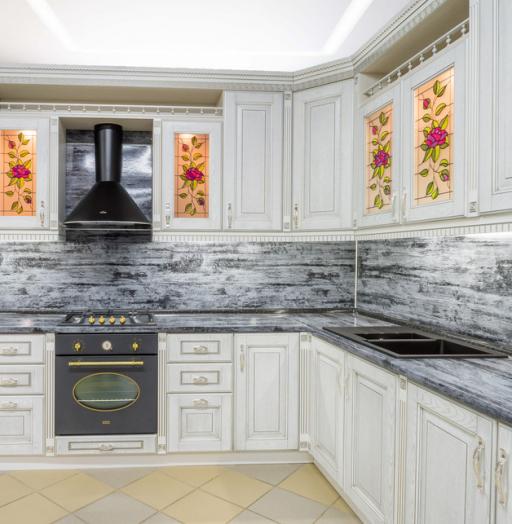 -Кухня МДФ в эмали «Модель 47»-фото22