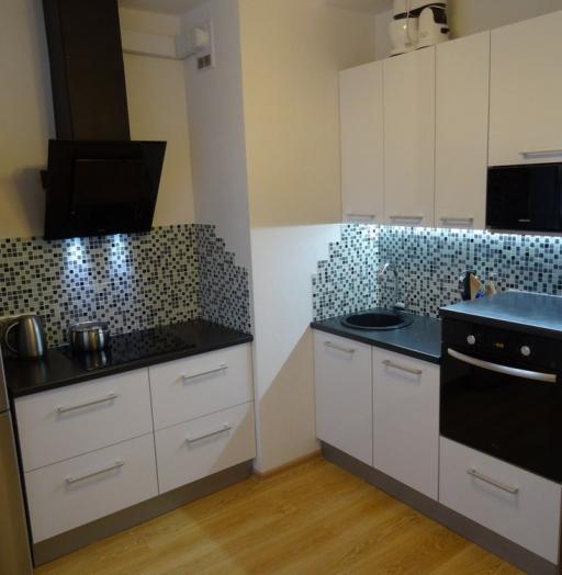 -Кухня из пластика «Модель 131»-фото15
