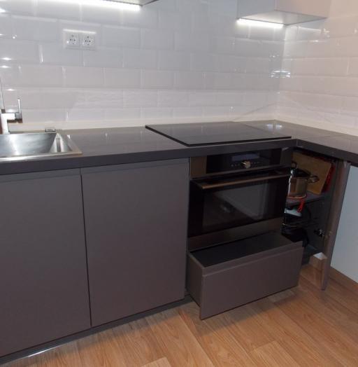 -Кухня МДФ в эмали «Модель 182»-фото20