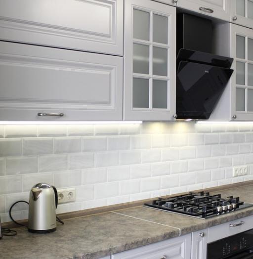 -Кухня МДФ в ПВХ «Модель 183»-фото11