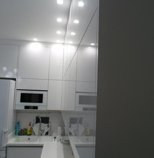 -Кухня МДФ в эмали «Модель 203»-фото23