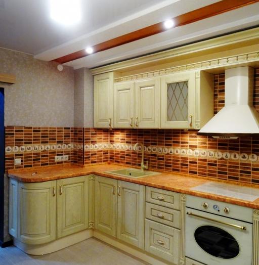 -Кухня МДФ в эмали «Модель 301»-фото6